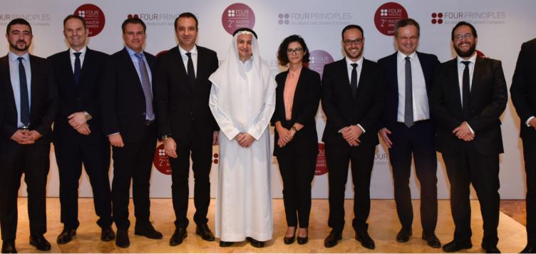 Four Principles celebrates secondKaizen Awards in Riyadh Ceremony