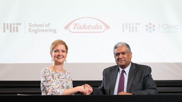 MIT-Takeda Program to harness AI to benefit human health
