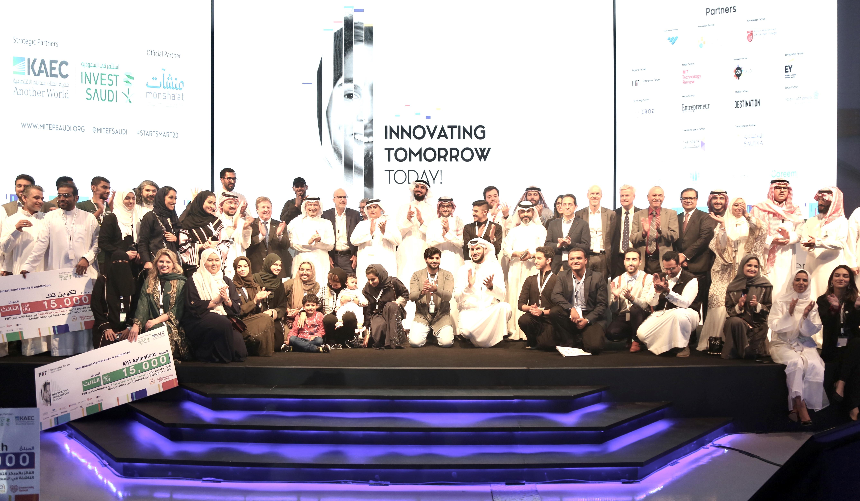 باستضافة مدينة الملك عبدالله الاقتصادية  باب رزق جميل يختتم فعاليات معرض الإستثمار في الشركات الناشئة ومؤتمر ستارت سمارت بحضور أكثر من 2000 مشارك