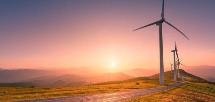 在具有里程碑意义的一年里,风力发电全力发展