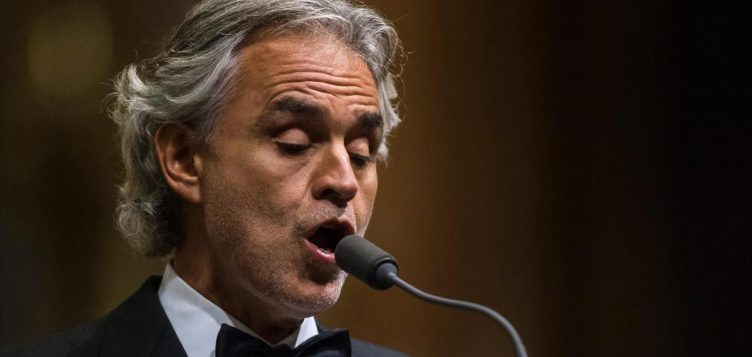 Community Jameel teams up with Andrea Bocelli Foundation to nurture world-class singers