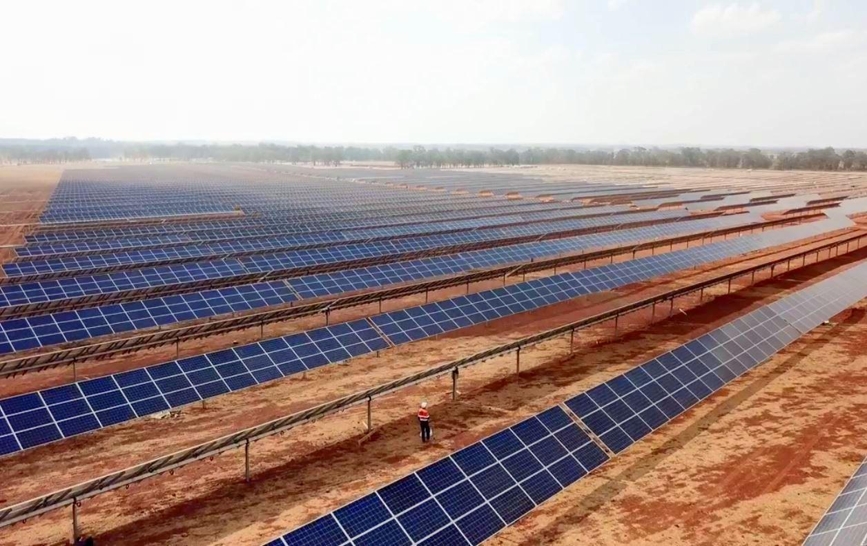 La planta solar de Goonumbla desarrollada por FRV genera sus primeros Kwh de energía