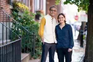 Professors Abhijit Banerjee and Esther Duflo