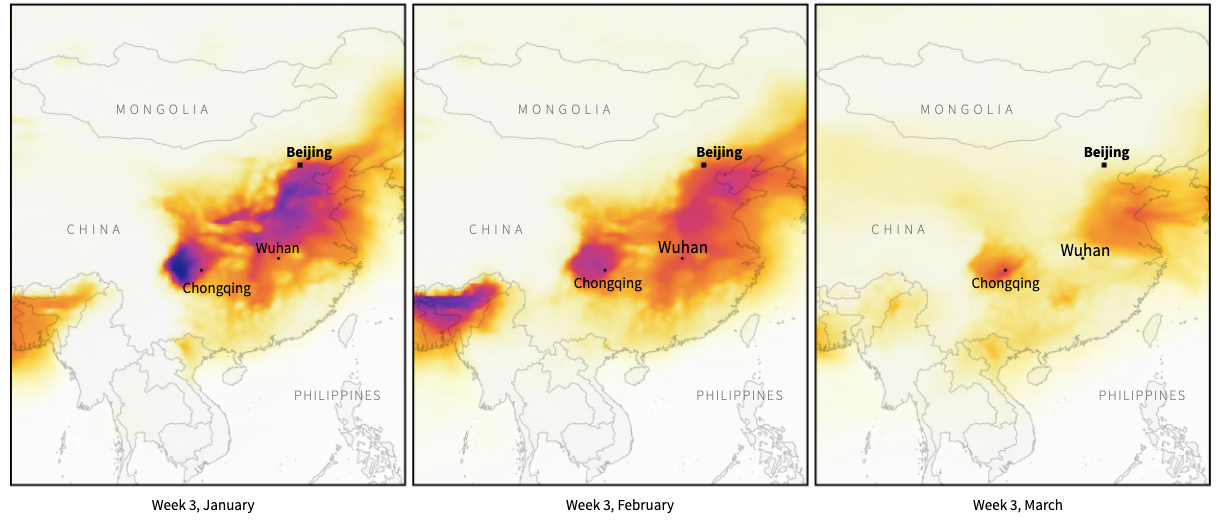Emissions Reductions in China