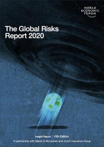 Global Risks Report WEF2020