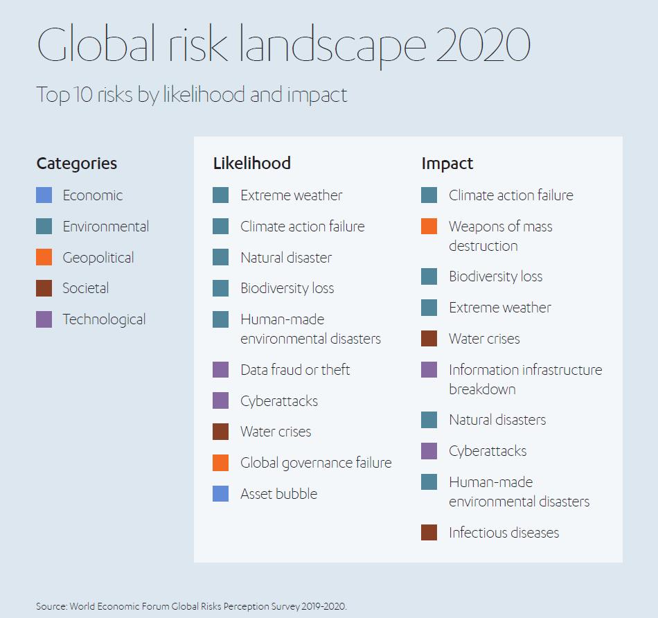 Global Risk Landscape 2020