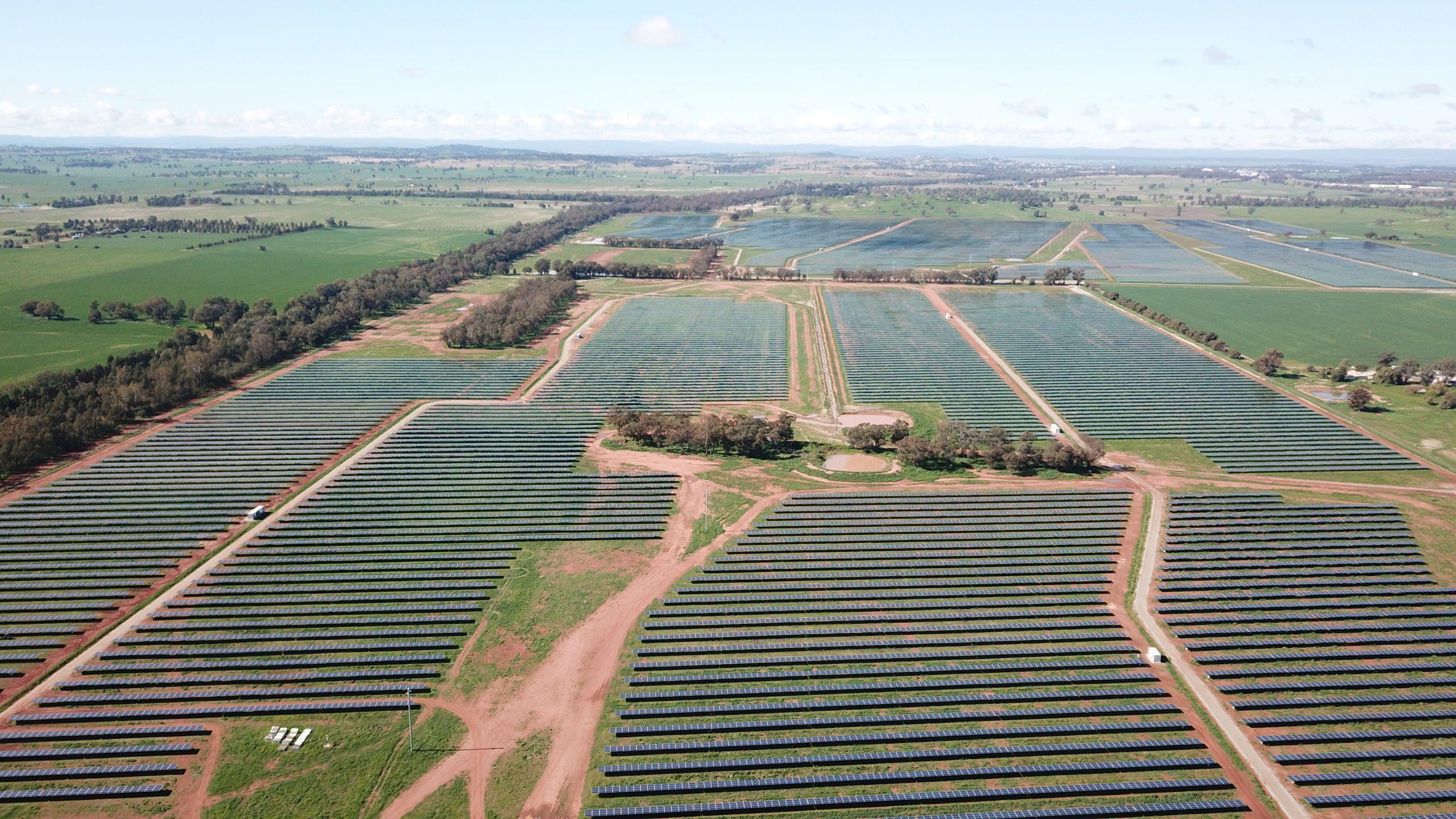 Abdul Latif Jameel Energy delivers Goonumbla solar farm to supply 45,000 Australian homes