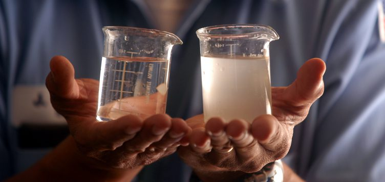 塩分濃度が高すぎる? 海水淡水化の未来