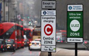 London Congestion Zone