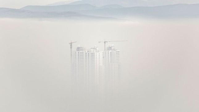 Skopje Smog