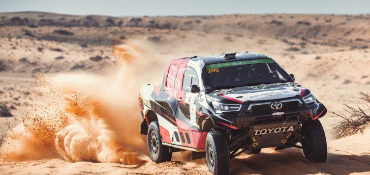 Abdul Latif Jameel Motors applauds successful delivery of Baja Hail Toyota event in Saudi Arabia
