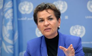 Christiana Figueres, UN