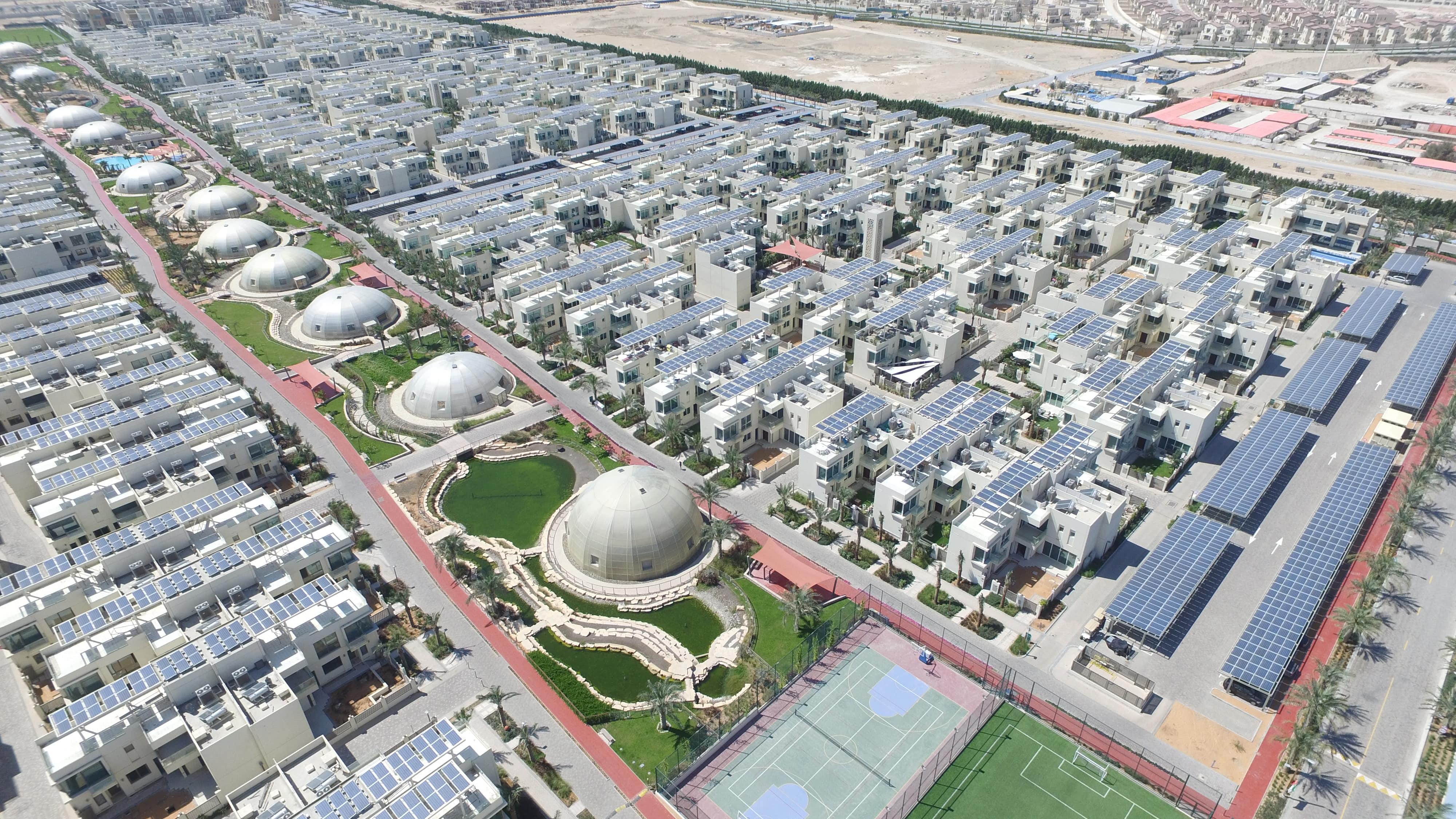Dubai Sustainable City