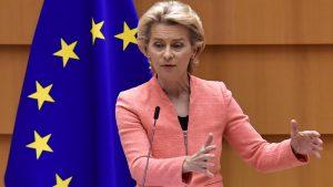 Ursula von der Leyen, President EU Commission
