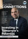 Cover Interview with Fady Jameel in the Q1 2021 Issue of Global Connections by the International Desalination Association