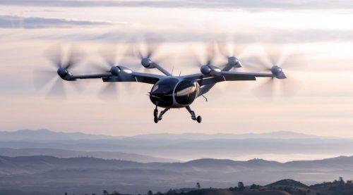 Joby Aviation Merger
