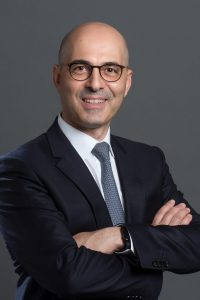 Dr. Akram Bouchenaki, Ph.D. CEO Abdul Latif Jameel Health