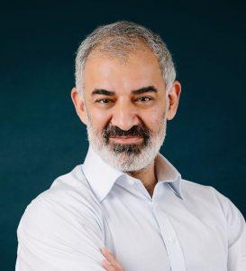 Dr Simba Gill CEO Evelo Biosciences