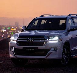 Toyota takes top spot in Saudi auto brand index 2021