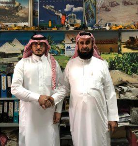 Mr. Hassan Qubayshi, Al Asast Al Watanya Co