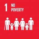 UN SDG 1 - No Poverty
