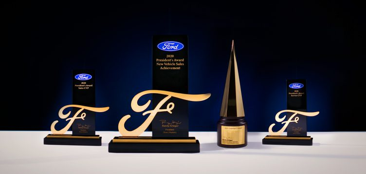 Auto Jameel Egypt picks up Ford Chairman's Award for outstanding work in 2020