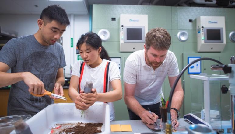 MIT graduates, J-WAFS