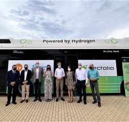 FRV in new Spanish project for large-scale green hydrogen-powered buses