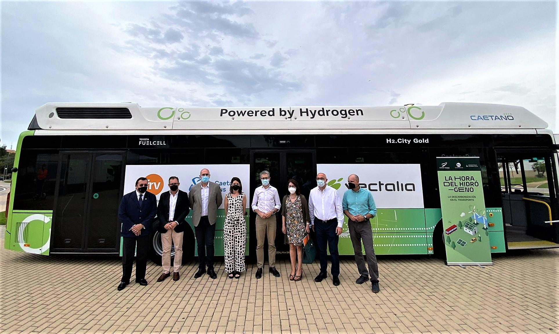 FRV Vectalia HyVus Bus, Alicante