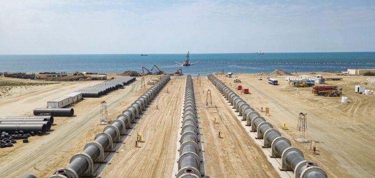 تقنية جديدة وأساليب هندسية رائدة في محطة الشقيق 3 المستقلة لتحلية المياه