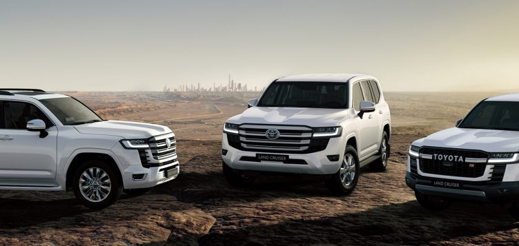 Abdul Latif Jameel Motors celebrates global launch of new Toyota Land Cruiser