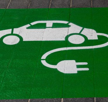 Electric Vehicles parking