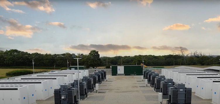 Abdul Latif Jameel Energy's FRV energizes Contego Battery Energy Storage plant