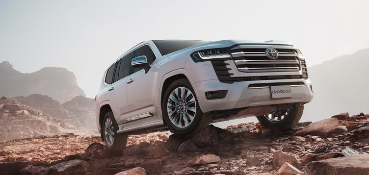 Abdul Latif Jameel Motors unleashes new generation 2022 Toyota Land Cruiser in Saudi Arabia
