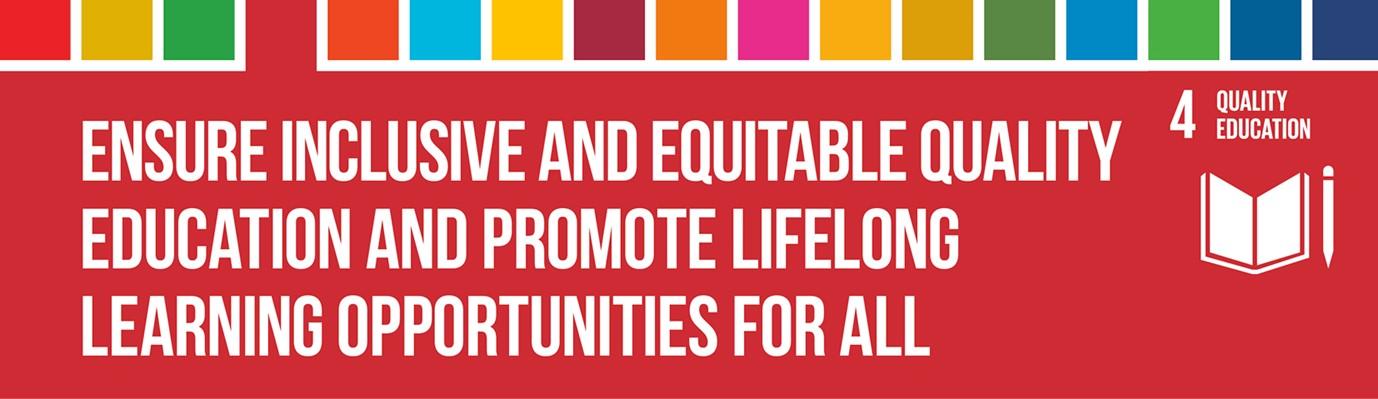 SDG 4 education