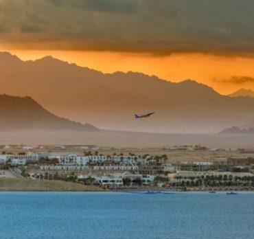 Sunset at Shuqaiq 3