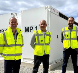 UK's largest battery energy storage project launches