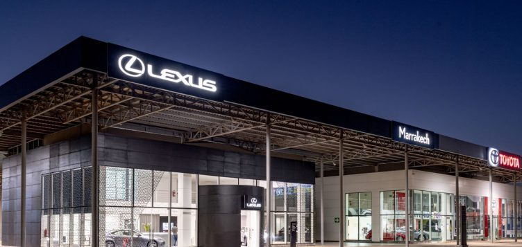 Toyota Lexus Morocco open new outlets in line with network expansion strategy